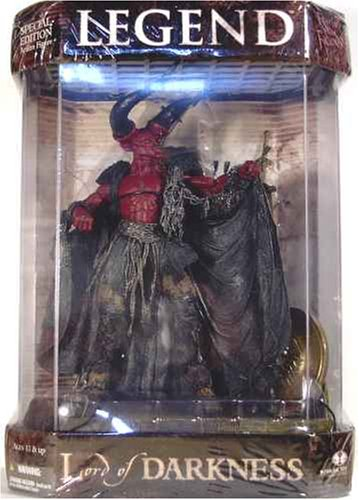 Picture of McFarlane Movie Maniacs Legend Lord of Darkness Deluxe Figure (B00009LZOH) (McFarlane Action Figures)
