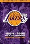 NBA 1984-1985 Los Angeles Lake