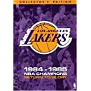 Los Angeles Lakers 1985 NBA Champions - Return to Glory