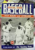 img - for Spink Official Baseball Guide 1957 book / textbook / text book