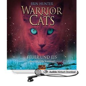 Warrior Cats - In die Wildnis - Feuer und Eis: Doppelband