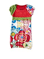 Desigual Vestido Mubert Rep (Multicolor)