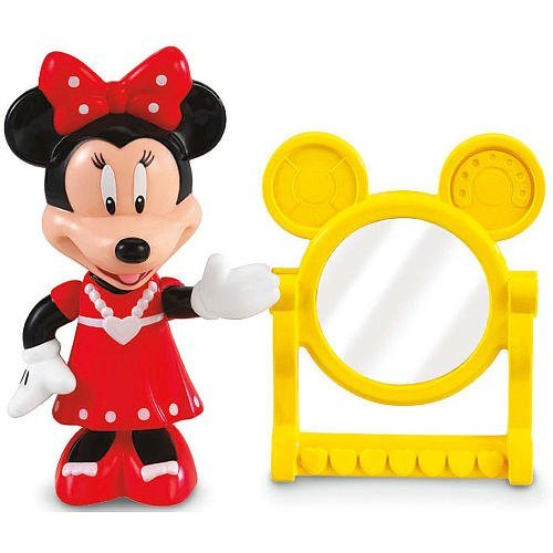 Fisher-Price Mickey Mouse Clubhouse Figures: Minnie with Mirror