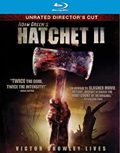 Hatchet II (Unrated Director's Cut) [Blu-ray]