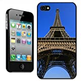 Fancy A Snuggle 'Eiffel Tower 1889 France Paris' Clip On Back Cover Hard Case for Apple iPhone 4/4S