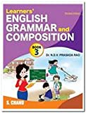 Learners' English Grammar & Composition Book - 3