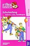 L�K: Schulanfang Doppelband: Rechnen,...