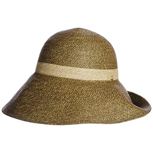 (グレース)grace UVケア HOLLY HAT UH053Y ブラウン 055/BR F