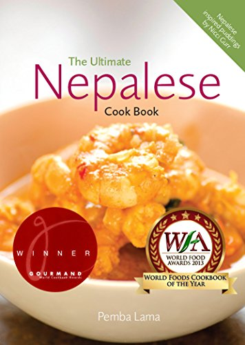 The Ultimate Nepalese Cook Book by Pemba Lama, Nicci Gurr