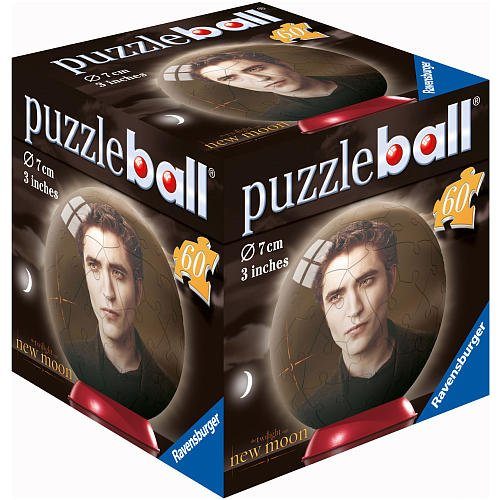 Cheap Ravensburger Twilight – New Moon Edward Cullen Puzzleball Jigsaw by Ravensburger (B00349M2EG)