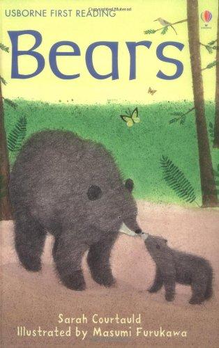 Bears (Usborne First Reading)