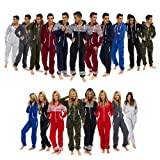 Mens Womens Printed Onesies All-in-One