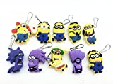 10pcs-Despicable-Me-Zip-Pull-Zipper-Pull-Charms-for-Jacket-Backpack-Bag-Pendant