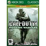 Call of Duty 4: Modern Warfare - Classics (Xbox 360)