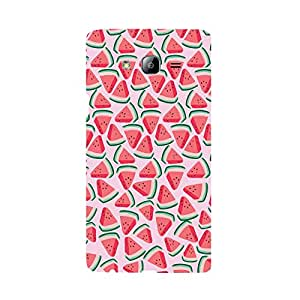 Skintice Designer Back Cover with direct 3D sublimation printing for Samsung Galaxy On7