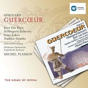 Albéric Magnard : Guercoeur (Coffret 3 CD)