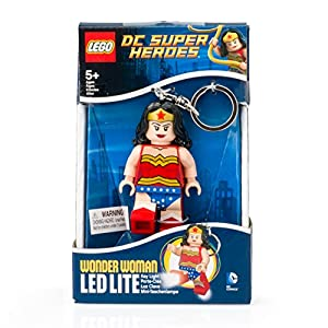 Lego Lights DC Superheroes Wonderwoman: LEGO: Amazon.co.uk ...