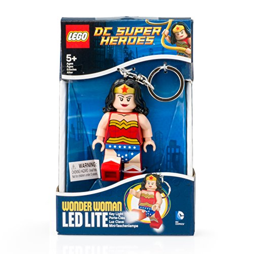 Lego Lights DC Superheroes Wonder Woman