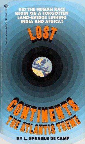 Lost Continents: The Atlantis Theme (, L. Sprague De Camp