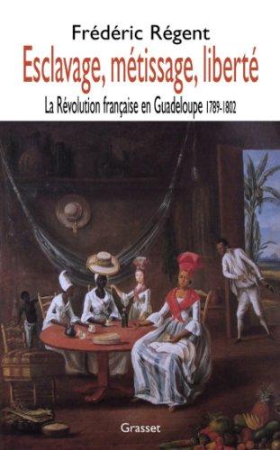 Esclavage, métissage et liberté (essai français)