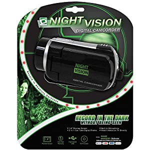 Night Vision Digital Camcorder