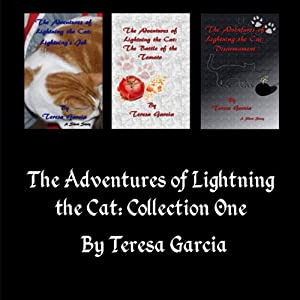 The Adventures of Lightning the Cat: The Adventures of Lighting the Cat, Book 1 | [Teresa Garcia]