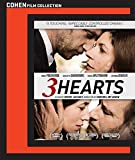 3 Hearts [Blu-ray] (Version française) [Import]