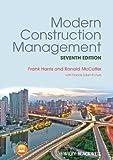 img - for Modern Construction Management book / textbook / text book