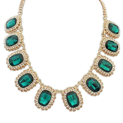 aooaz-womens-bohemian-statement-necklace-vintage-love-long-choker-necklace-oval-cubic-zirconia-green