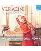 Veracini: Sonatas for Violin & Basso C
