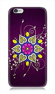 Apple iPhone 6 Plus 3Dimensional High Quality Designer Back Cover by 7C