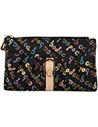 Arisha Kreation Co Women's Sling Bag (Black)