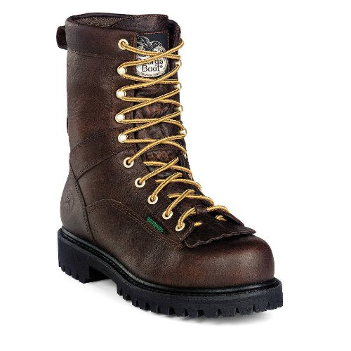 Georgia Boot Men's G8341 Steel Toe 8