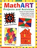 img - for MathART Projects and Activities (Grades 3-5) book / textbook / text book