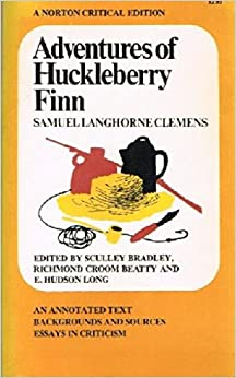 review on the adventures of huckleberry finn by samuel langhorne clemens The adventures of huckleberry finn by mark twain,  review text all modern american  mark twain is the pseudonym of samuel langhorne clemens.
