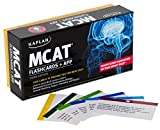 img - for Kaplan MCAT Flashcards + App (Kaplan Test Prep) book / textbook / text book