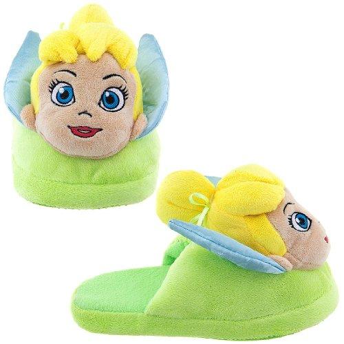 Cheap Tinker Bell Cartoon Slippers for Women (B0096UBNZ6)