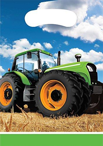 8 partyt ten traktor f r kindergeburtstag oder. Black Bedroom Furniture Sets. Home Design Ideas