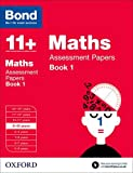Bond Bond 11+: Maths: Assessment Papers: 9-10 Book 1