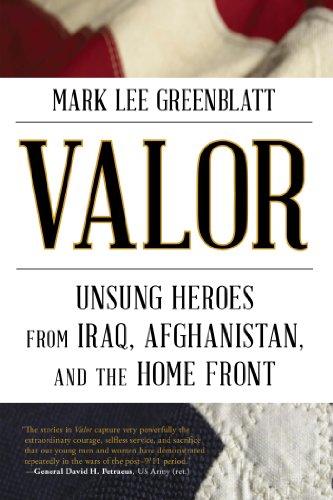 Mark Lee Greenblatt - Valor