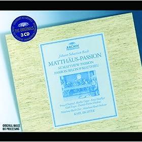 """J.S. Bach: St. Matthew Passion, BWV 244 / Part Two - No.61 Evangelist, Jesus, Chorus I/II: """"Und von der sechsten Stunde an"""""""