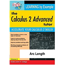 Calculus 2 Advanced Tutor: Arc Length