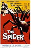 Earth Vs the Spider [VHS]