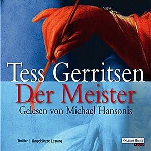 Der Meister (Maura Isles / Jane Rizzoli 2) Hörbuch
