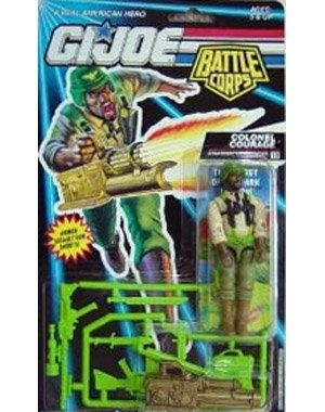 GI Joe Battle Corps: Colonel Courage - 1