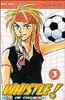 Whistle !, Tome 3 : par Higuchi