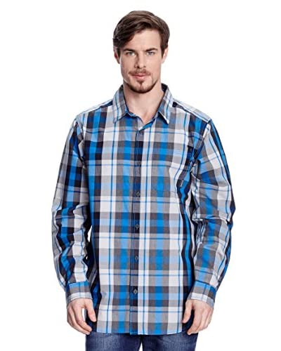 Columbia Hyper Blue Heather, Plaid
