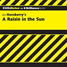 A Raisin in the Sun: CliffsNotes Audiobook by Rosetta James, B.A. Narrated by Kate Rudd