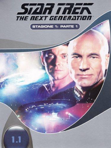 Star Trek - The next generationStagione01Volume01Episodi01-12 [3 DVDs] [IT Import]