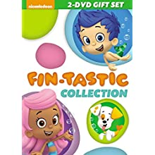 Bubble Guppies: Fin-Tastic Collection on DVD March 3rd from Nickelodeon